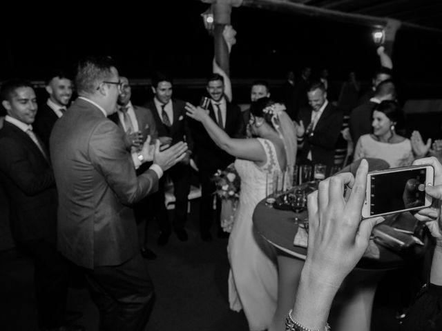 La boda de Rafael y Estefanía en Bornos, Cádiz 41