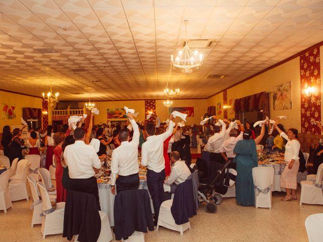 La boda de Rafael y Estefanía en Bornos, Cádiz 45