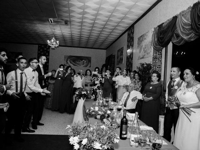 La boda de Rafael y Estefanía en Bornos, Cádiz 48