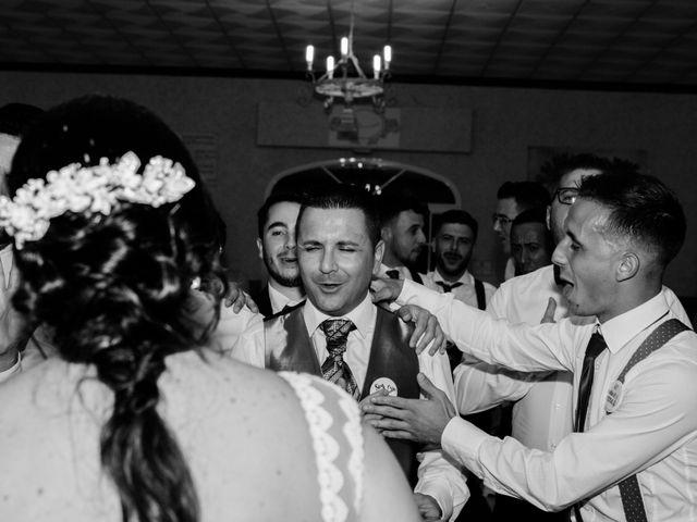 La boda de Rafael y Estefanía en Bornos, Cádiz 50