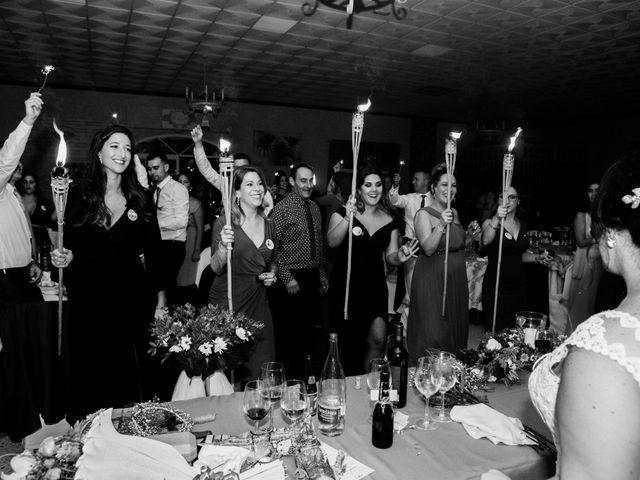 La boda de Rafael y Estefanía en Bornos, Cádiz 52