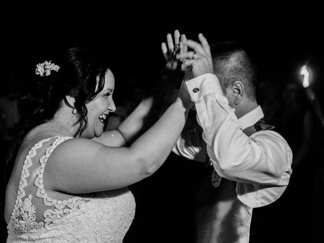 La boda de Rafael y Estefanía en Bornos, Cádiz 54
