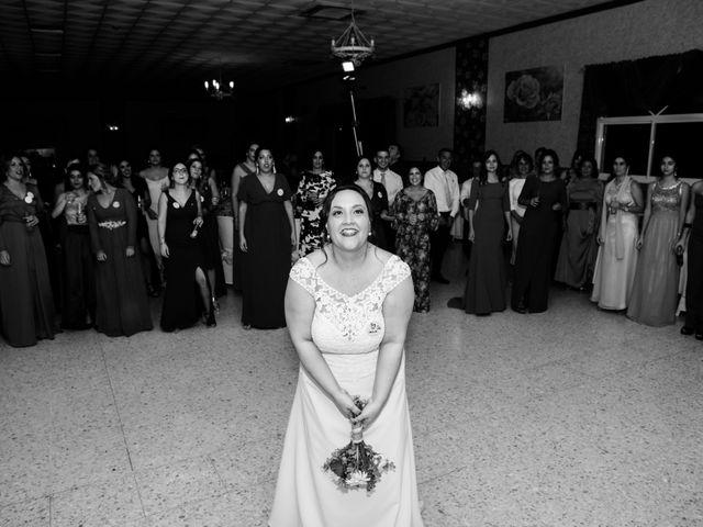 La boda de Rafael y Estefanía en Bornos, Cádiz 62