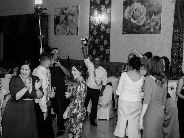 La boda de Rafael y Estefanía en Bornos, Cádiz 63