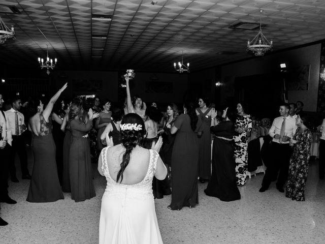 La boda de Rafael y Estefanía en Bornos, Cádiz 65