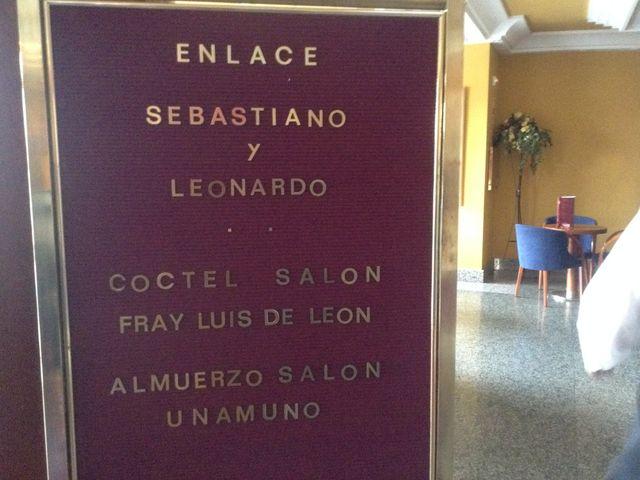 La boda de Leonardo y Sebastiano en Santa Marta De Tormes, Salamanca 5