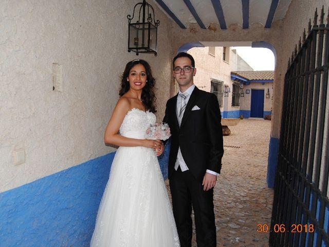 La boda de Rubén y Teresa en Puerto Lapice, Ciudad Real 3