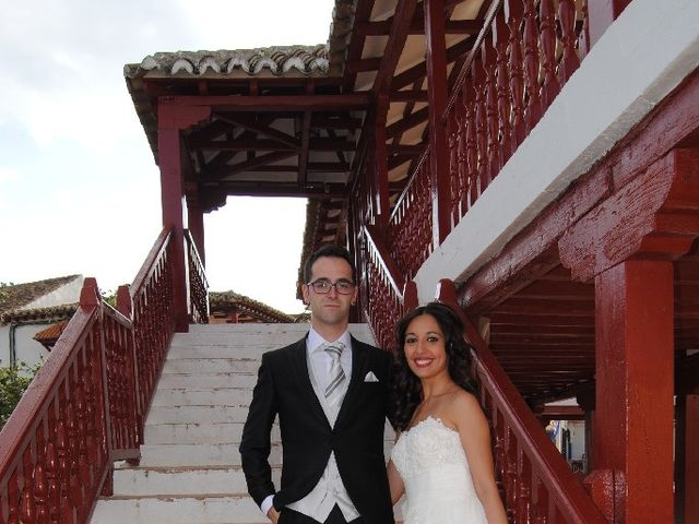 La boda de Rubén y Teresa en Puerto Lapice, Ciudad Real 1