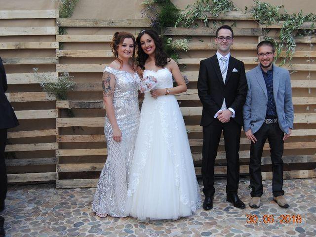La boda de Rubén y Teresa en Puerto Lapice, Ciudad Real 2