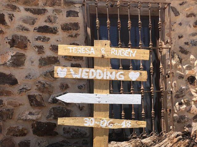 La boda de Rubén y Teresa en Puerto Lapice, Ciudad Real 4
