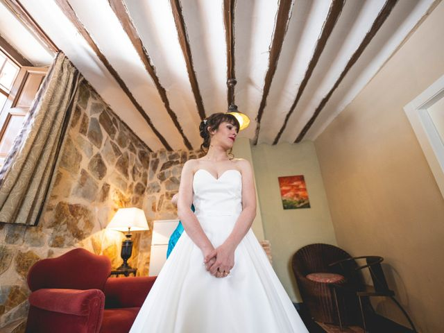 La boda de Cristian y Alba en Cuenca, Cuenca 3