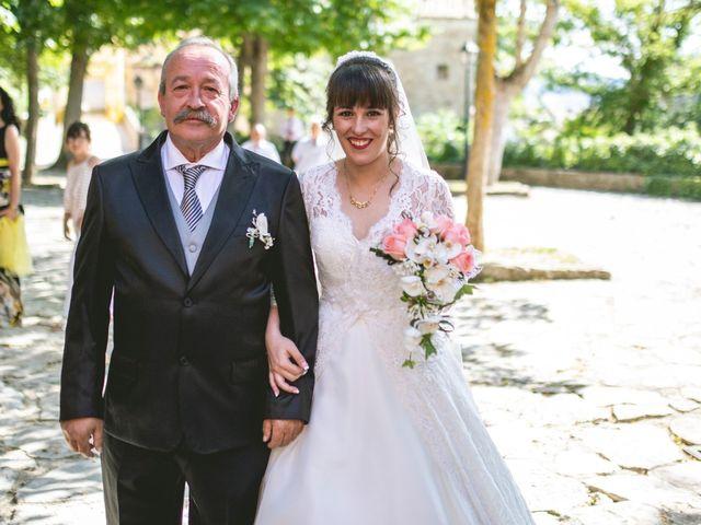 La boda de Cristian y Alba en Cuenca, Cuenca 17