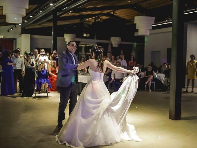 La boda de Cristian y Alba en Cuenca, Cuenca 27