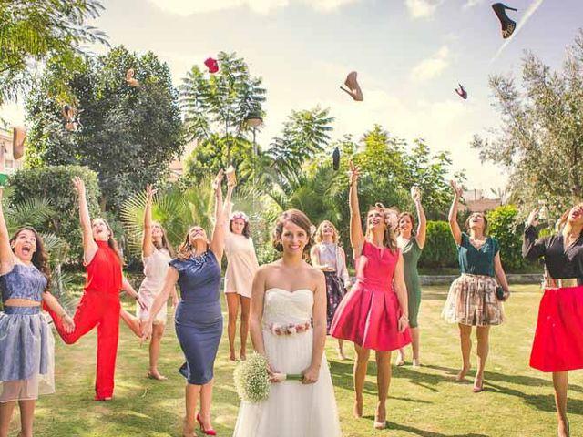 La boda de Ruben y Elena en Murcia, Murcia 47