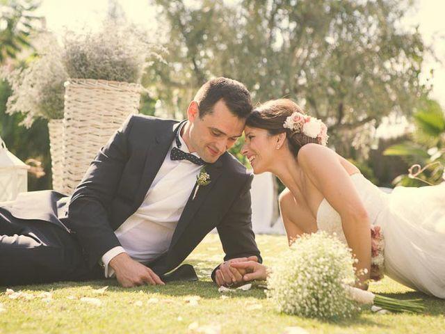 La boda de Ruben y Elena en Murcia, Murcia 1
