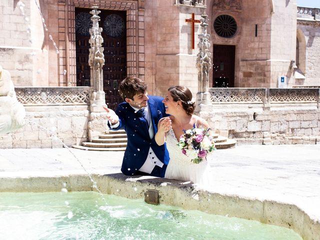 La boda de Juan y Sara en Burgos, Burgos 2
