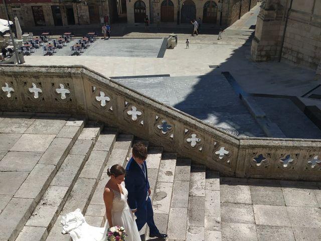 La boda de Juan y Sara en Burgos, Burgos 6