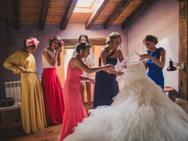 La boda de Javi y Alba en Campillo De Ranas, Guadalajara 9