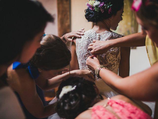 La boda de Javi y Alba en Campillo De Ranas, Guadalajara 10