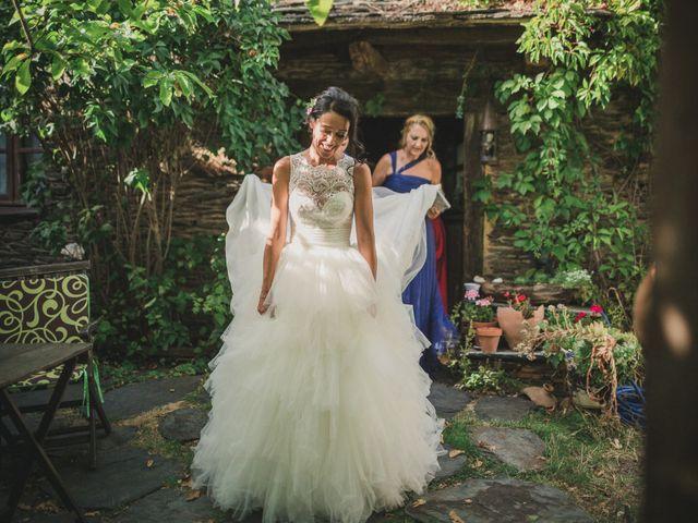 La boda de Javi y Alba en Campillo De Ranas, Guadalajara 11