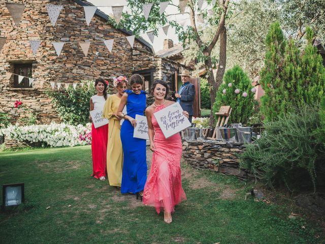 La boda de Javi y Alba en Campillo De Ranas, Guadalajara 13