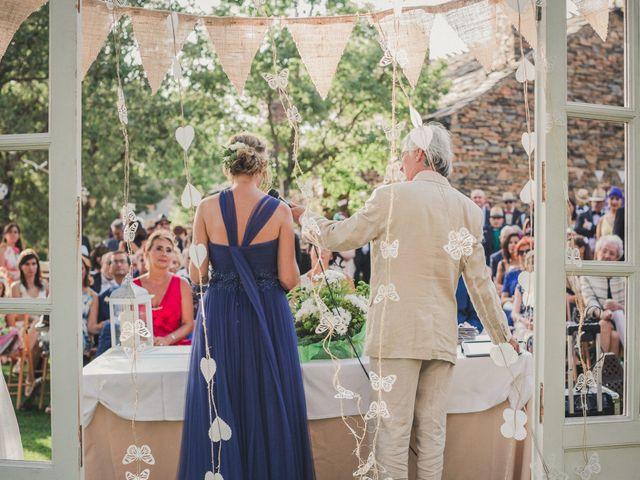 La boda de Javi y Alba en Campillo De Ranas, Guadalajara 15