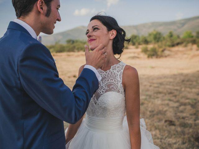 La boda de Javi y Alba en Campillo De Ranas, Guadalajara 17