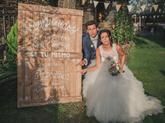 La boda de Javi y Alba en Campillo De Ranas, Guadalajara 20