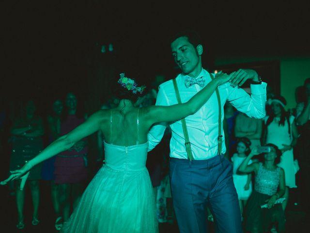 La boda de Javi y Alba en Campillo De Ranas, Guadalajara 24
