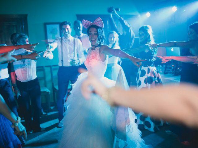 La boda de Javi y Alba en Campillo De Ranas, Guadalajara 31
