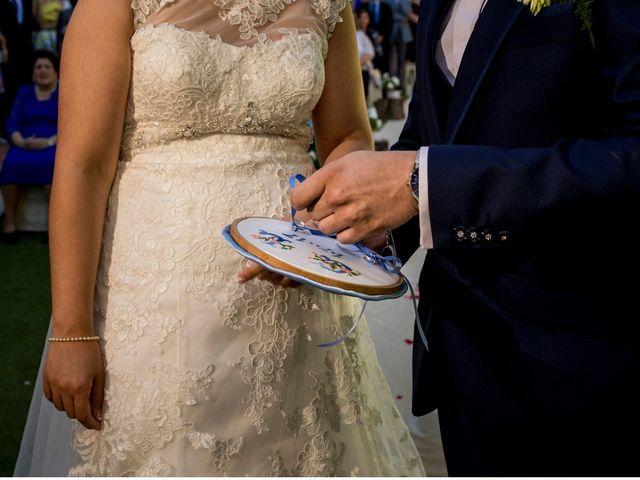 La boda de Cesar y Lidia en Urbanización Las Nieves, Toledo 10