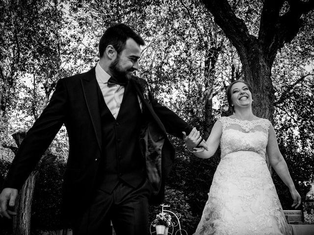La boda de Cesar y Lidia en Urbanización Las Nieves, Toledo 2