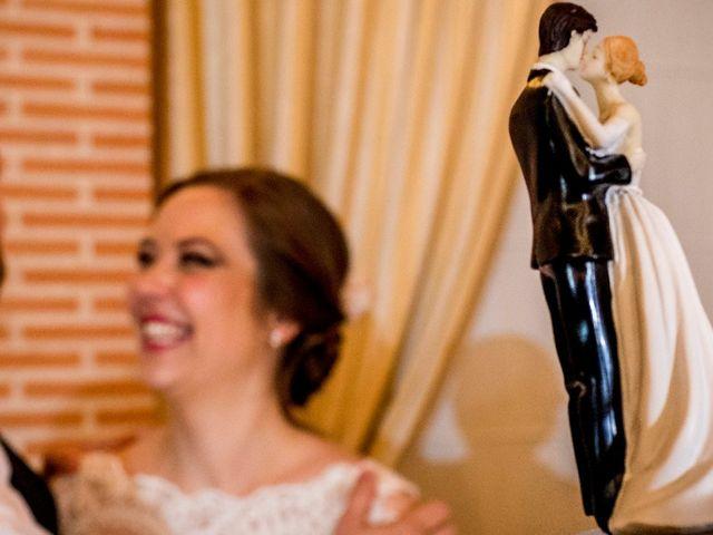 La boda de Cesar y Lidia en Urbanización Las Nieves, Toledo 13