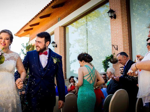 La boda de Cesar y Lidia en Urbanización Las Nieves, Toledo 11