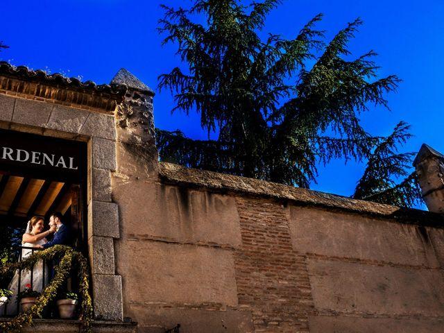 La boda de Cesar y Lidia en Urbanización Las Nieves, Toledo 1