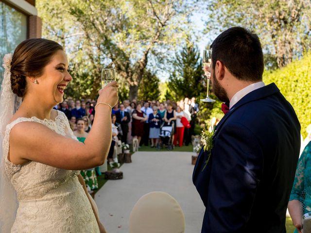 La boda de Cesar y Lidia en Urbanización Las Nieves, Toledo 9
