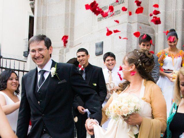 La boda de Alfredo y Miriam en Madrid, Madrid 4