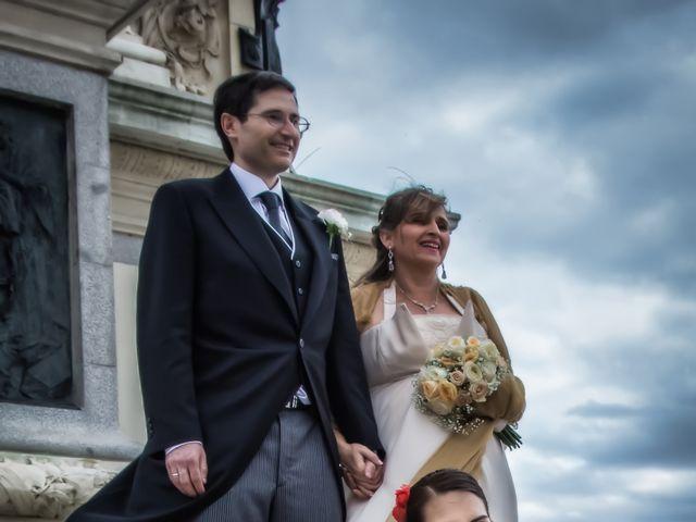 La boda de Alfredo y Miriam en Madrid, Madrid 8
