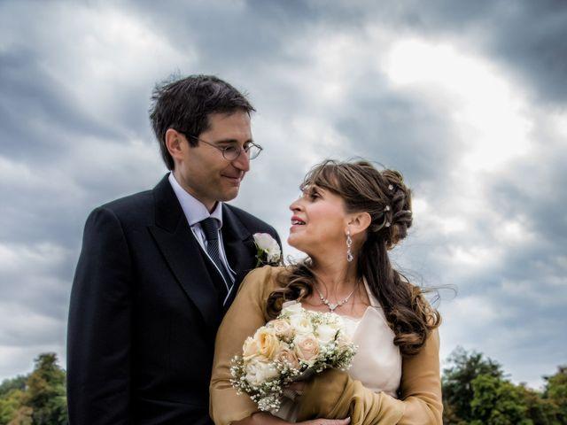 La boda de Alfredo y Miriam en Madrid, Madrid 9
