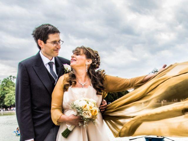 La boda de Alfredo y Miriam en Madrid, Madrid 10
