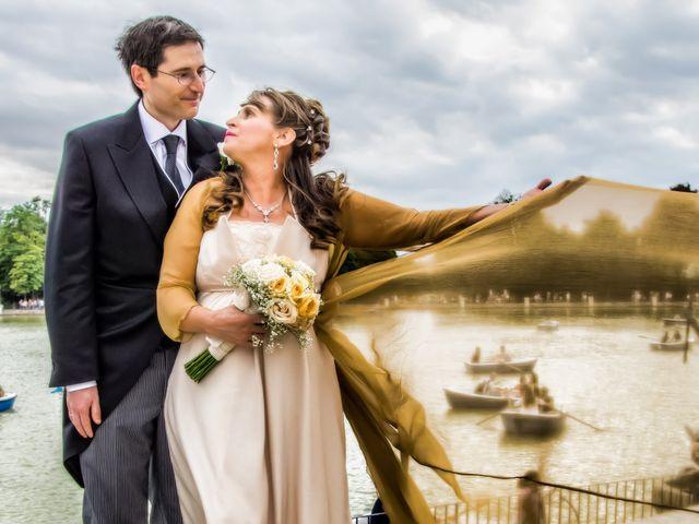 La boda de Alfredo y Miriam en Madrid, Madrid 3