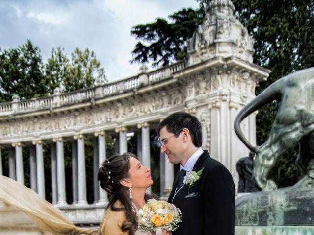 La boda de Alfredo y Miriam en Madrid, Madrid 12