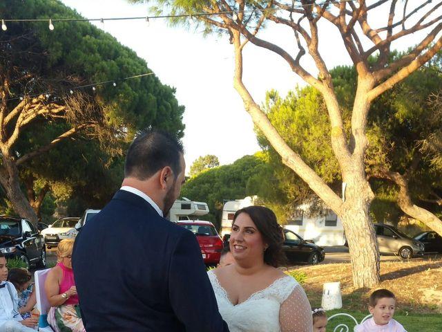 La boda de Santi y Rocio  en Huelva, Huelva 8