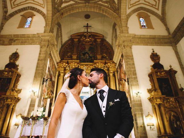 La boda de Chico y Alba en Torreperogil, Jaén 2