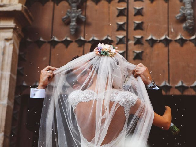 La boda de Chico y Alba en Torreperogil, Jaén 31