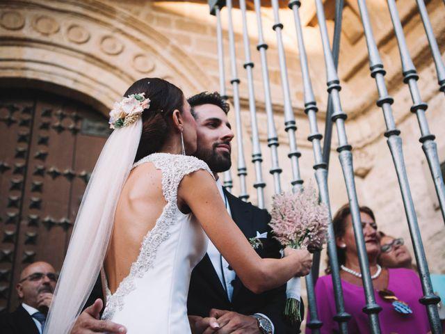 La boda de Chico y Alba en Torreperogil, Jaén 33