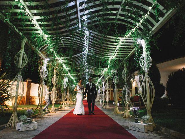 La boda de Chico y Alba en Torreperogil, Jaén 36