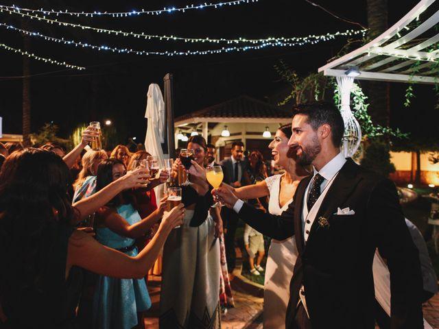 La boda de Chico y Alba en Torreperogil, Jaén 41