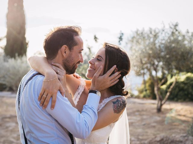 La boda de Marina y Pablo