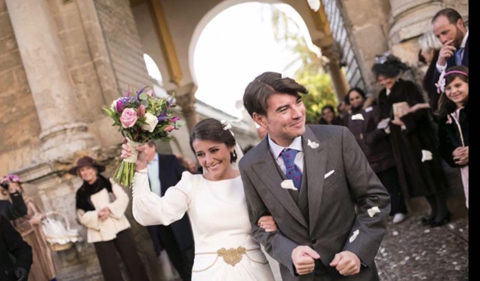 La boda de Pedro y Inma en Córdoba, Córdoba